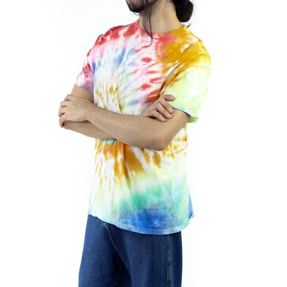 Supernova Tie-Dye Vintage T-shirt - image 2