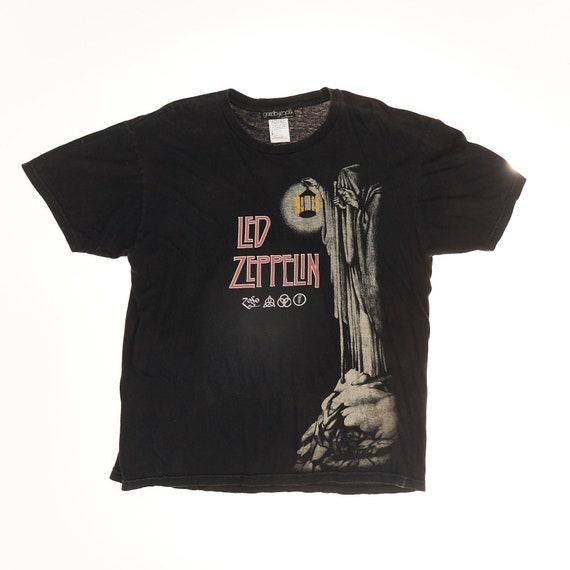 Led Zeppelin Black T-Shirt