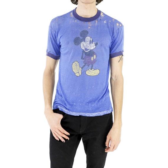 Paper thin Mickey Vintage T-Shirt