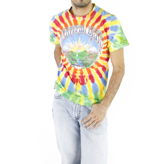 Grateful Dead Tie-Dye Vintage T-shirt
