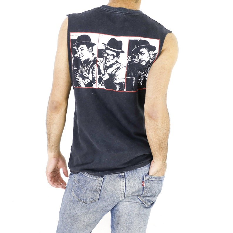 Run-DMC Vintage Muscle Tee