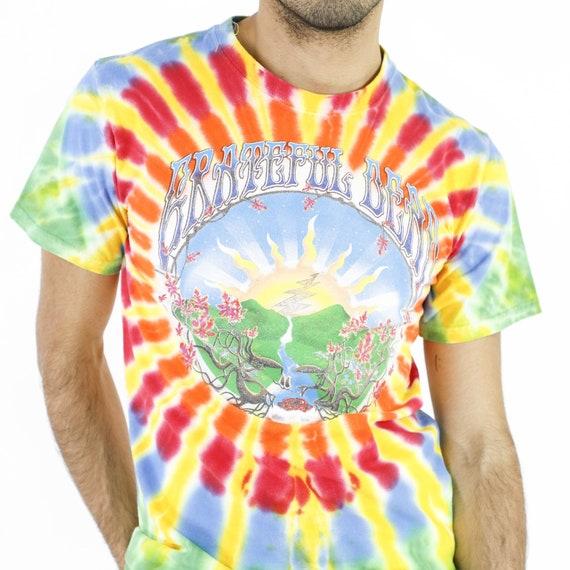 Grateful Dead Tie-Dye Vintage T-shirt - image 4