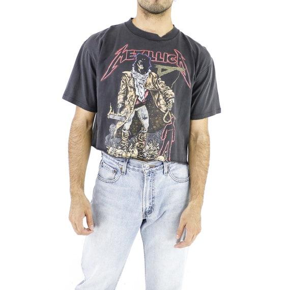Metallica Unforgiven Vintage T-shirt