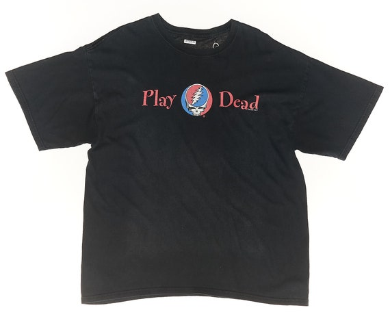 1999 Grateful Dead Play Dead Vintage Tshirt