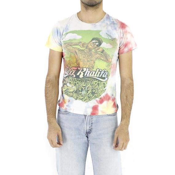 Tie-dye Kahalifa T-shirt