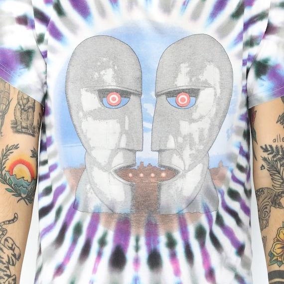 Pink Floyd Tie Dye Vintage T-shirt - image 4