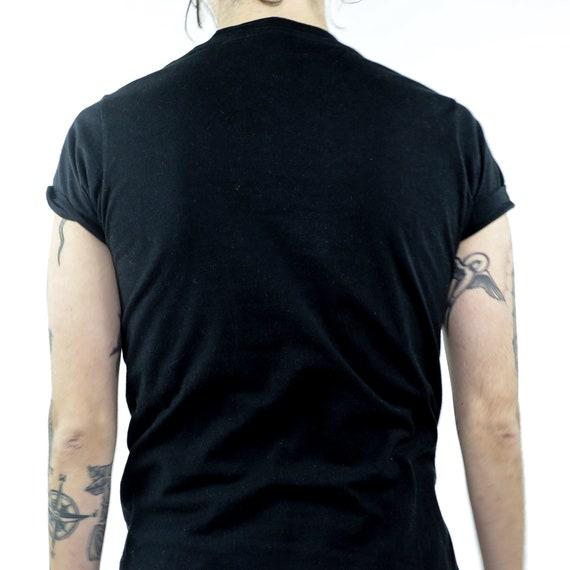 Nirvana Black Vintage T-shirt - image 3