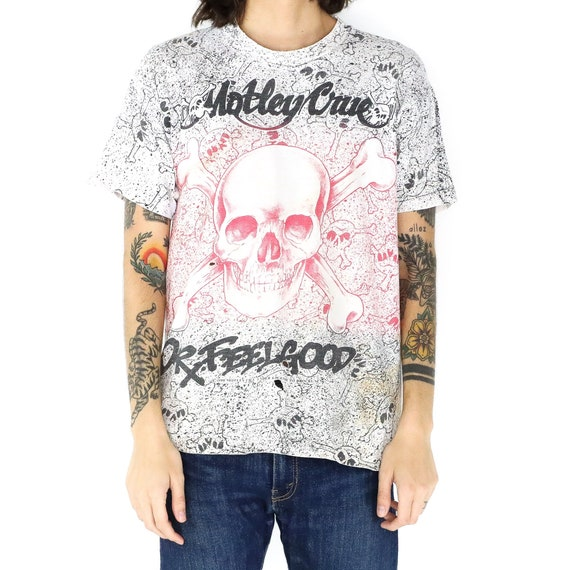 Motley Crüe Dr. Feelgood Vintage T-shirt