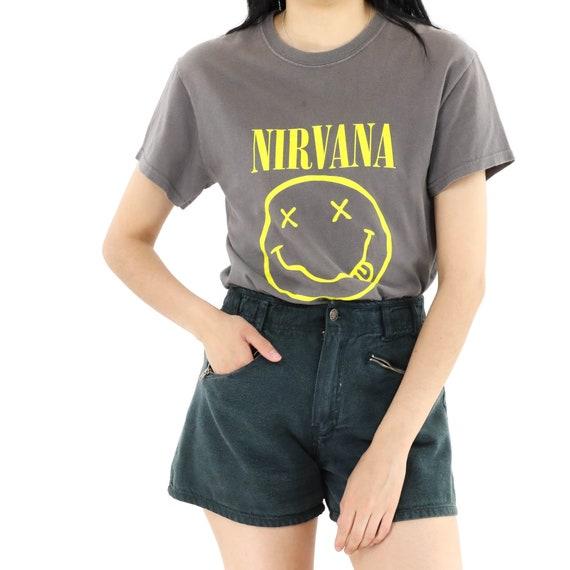 Gray Nirvana Tshirt