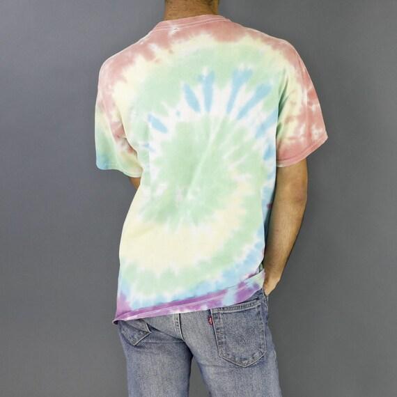 Grateful Dead Tie-Dye Vintage T-shirt - image 3