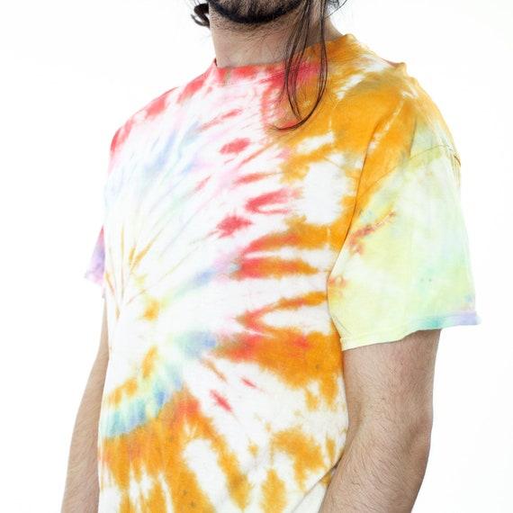 Supernova Tie-Dye Vintage T-shirt - image 4