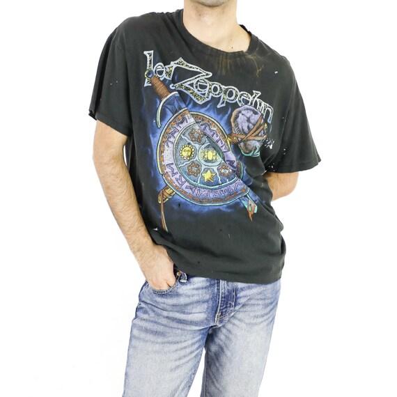 Led Zeppelin Vintage T-shirt