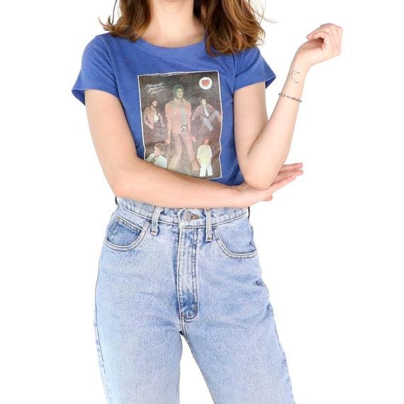 Michael Jackson Thriller Era Vintage T-shirt