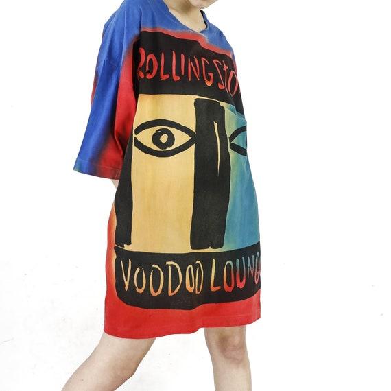 Rolling Stones Voodoo Lounge Vintage T-shirt