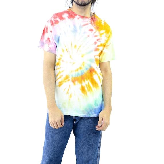 Supernova Tie-Dye Vintage T-shirt - image 1