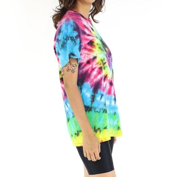 Crystal Tie Dye Vintage T-shirt - image 2