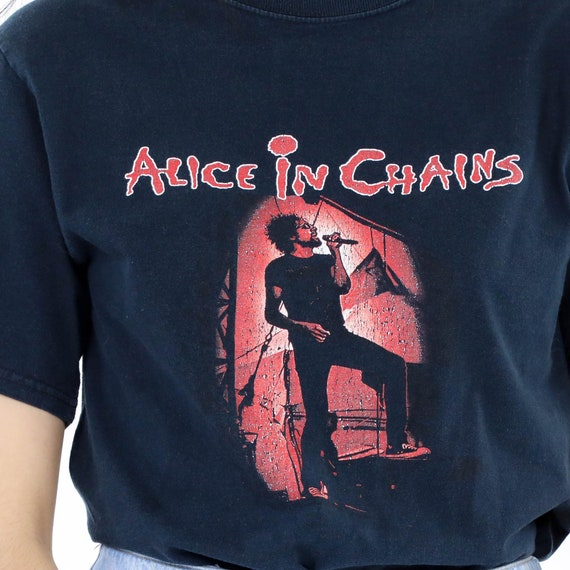 Alice in Chains Band Vintage T-shirt - image 4
