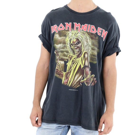 Iron Maiden Killers Vintage T-shirt
