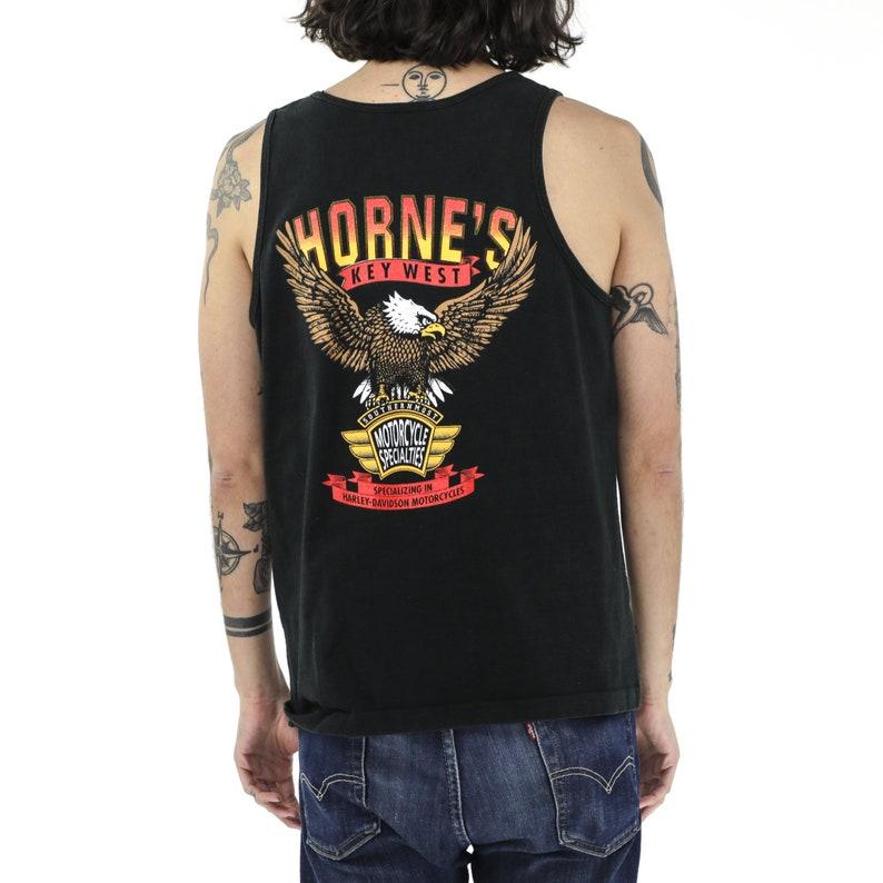 Horne/'s Key West Harley Davidson Tank Top