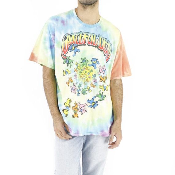 Grateful Dead Tie-Dye Vintage T-shirt