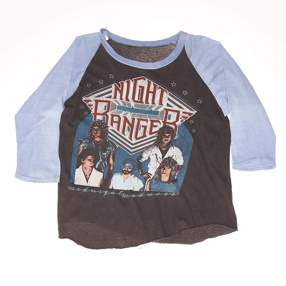 80s Night Ranger Vintage T-Shirt