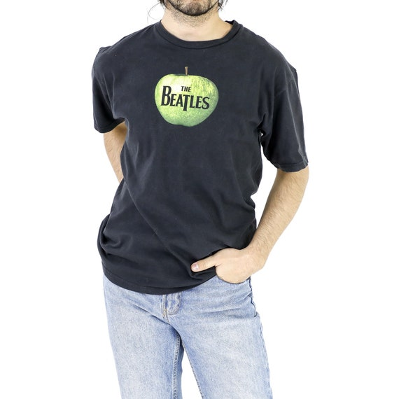 The Beatles Green Apple Vintage T-shirt