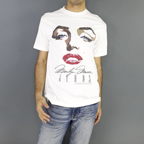 Marilyn Monroe Jeans Vintage T-shirt