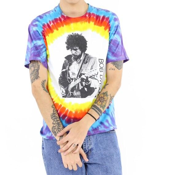 Bob Dylan Tie Dye Vintage T-shirt