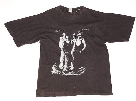 Depeche Mode 1990 Vintage T-Shirt