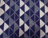 Japanese cotton from 1960's kimono.