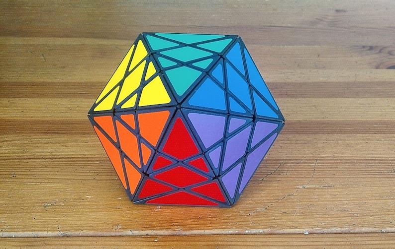 Mystic Charm Plus by Matt Galla rare hand made SLS puzzle image 0