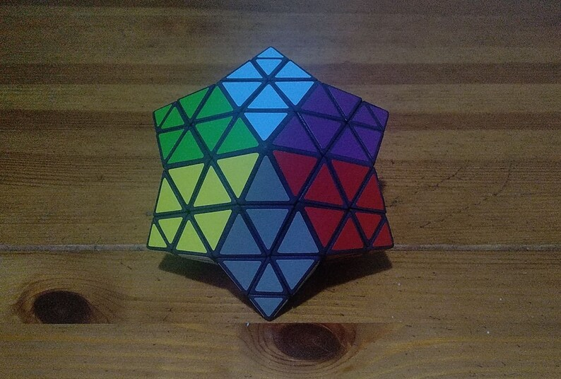 Pitcher's Star of David rare hand made SLS puzzle similar image 0