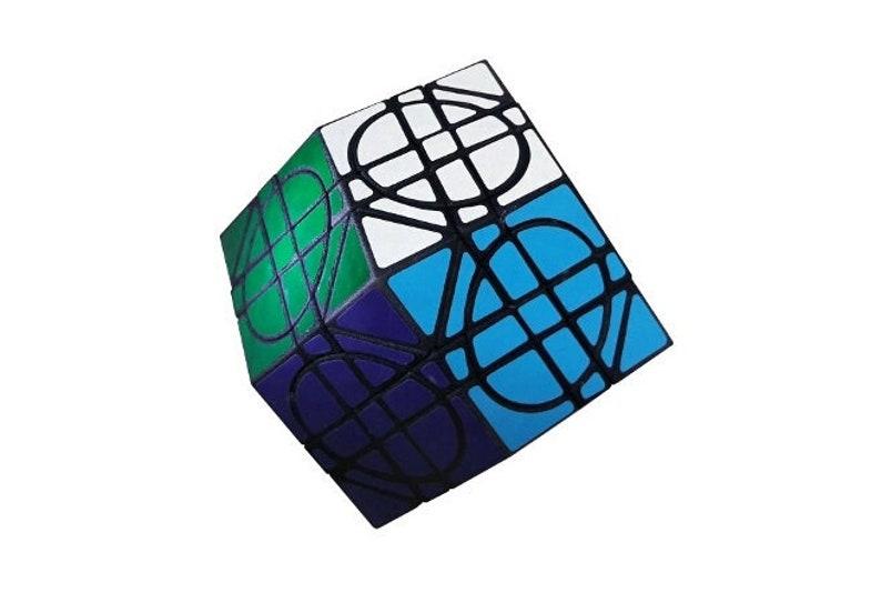 Crazy FTRD Kit by Vladi Delimollov rare hand made SLS puzzle image 0
