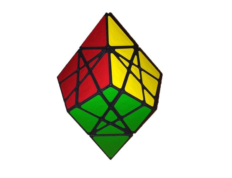 Star Trap by Matt Galla rare hand made SLS puzzle similar to image 0