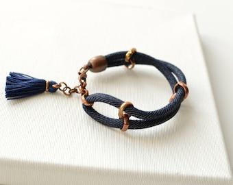 Armbänder Gold/Kupfer