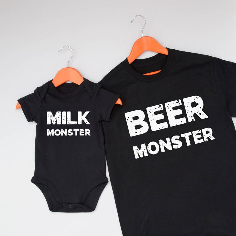 The Father Baby Hoodie Combo Mens T-Shirt Father/'s Day Present Gift Kids Child