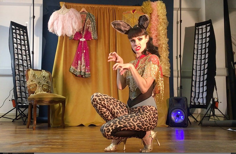 Burlesque Dance Classes with Talulah Blue image 0