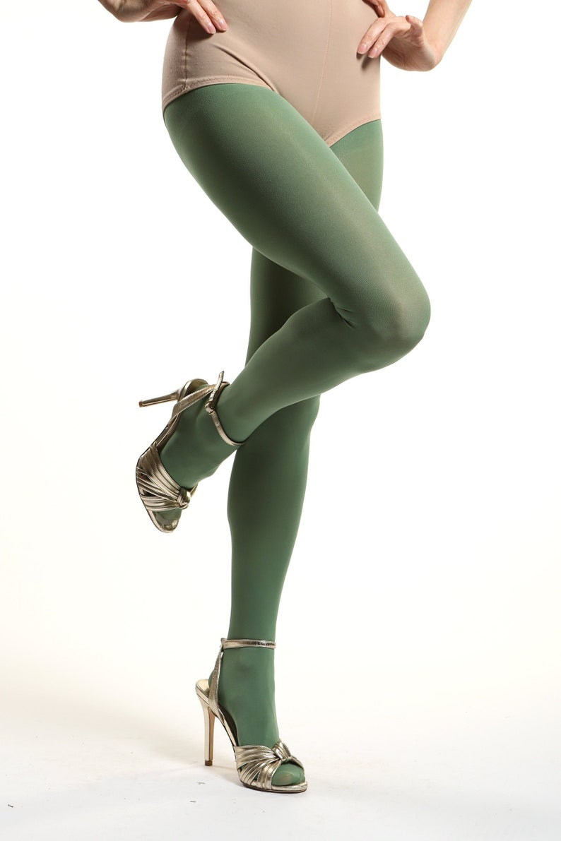 Green Tights