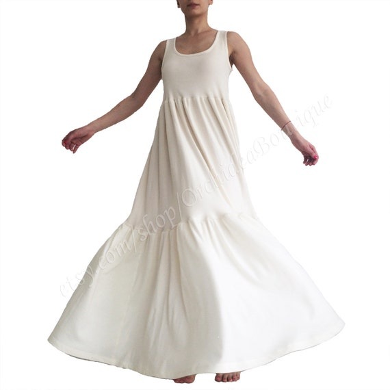 Boho Maxi Dress Beach Wedding Dress Maxi Dress Women Long Etsy