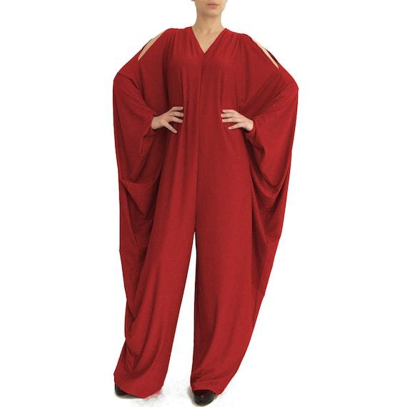 55b7336e4d30 Oversized wide leg jumpsuit  Multi way jumpsuit  Harem