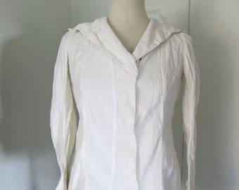 Antique hungarian blouse