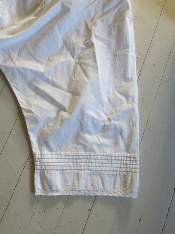 Antique Victorian Bloomers Underpants - image 5