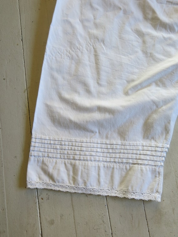 Antique Victorian Bloomers Underpants - image 4