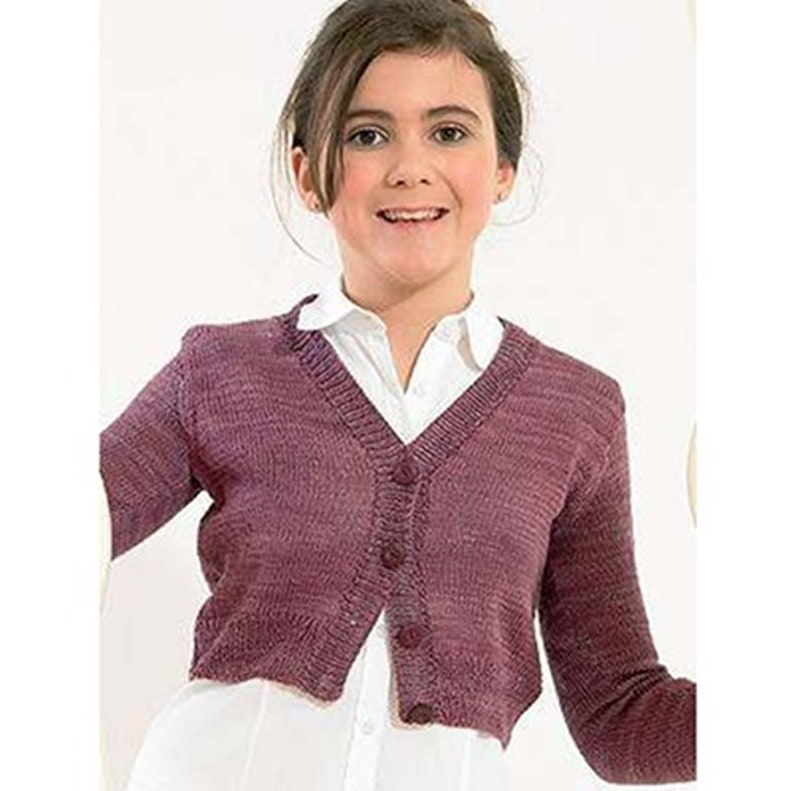 Araucania Collection Book 2 Jenny Watson Designs Knitting Pattern Book with 22 Designs for Moms and Daughters