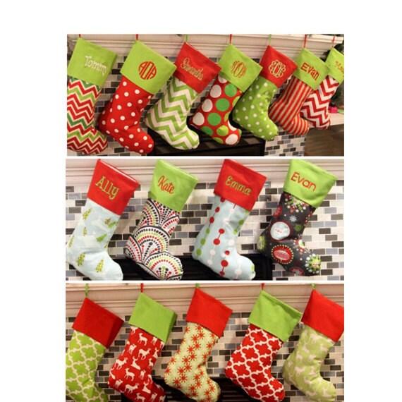 image 0 - Christmas Stockings Personalized