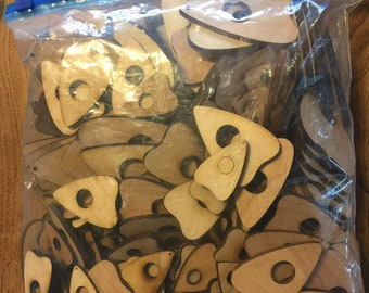 Ouija Board Planchette bulk buy Laser cut Plywood makers parts