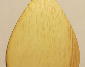 Paint Panel 1 pc Giant VER2 Blank Wood Ouija Planchette