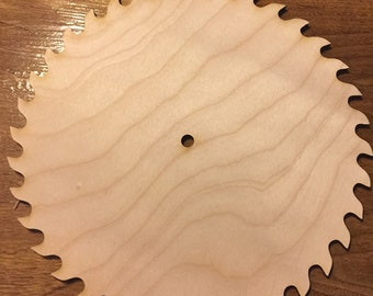 Paint Panel 2 pc  circular SAW BALDE 10 Inch Blank Wood