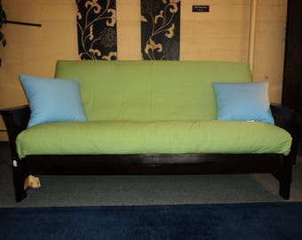 Futon Cover Organic Cotton Canvas