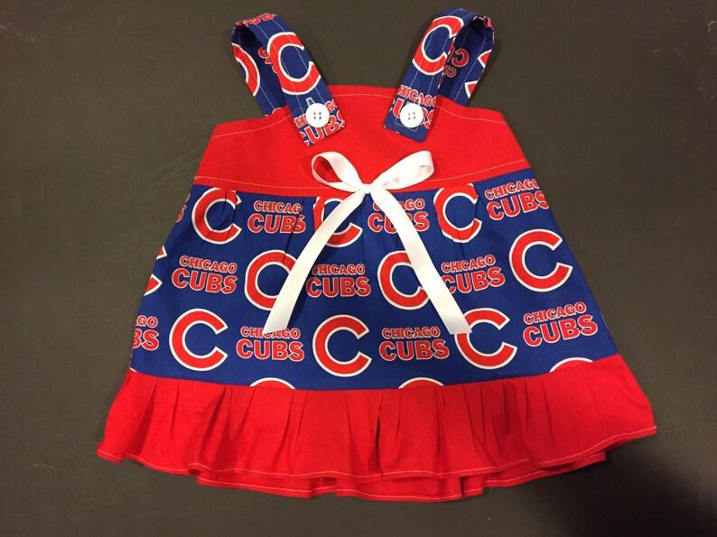 MLB Detroit Tigers Baby Infant Toddler Girls Dress *YOU PICK SIZE*